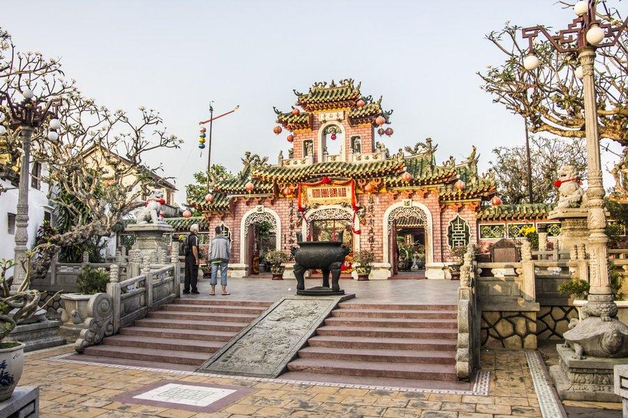 Fujian Hall, Hoi An, Vietnam