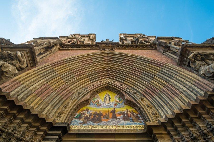 Iglesia de Los Capuchinos, Cordoba, Argentina