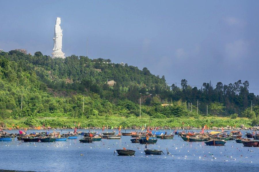 Lady Buddha, Da Nang, Vietnam