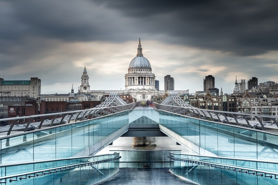 Millennium Bridge, London, United Kingdom