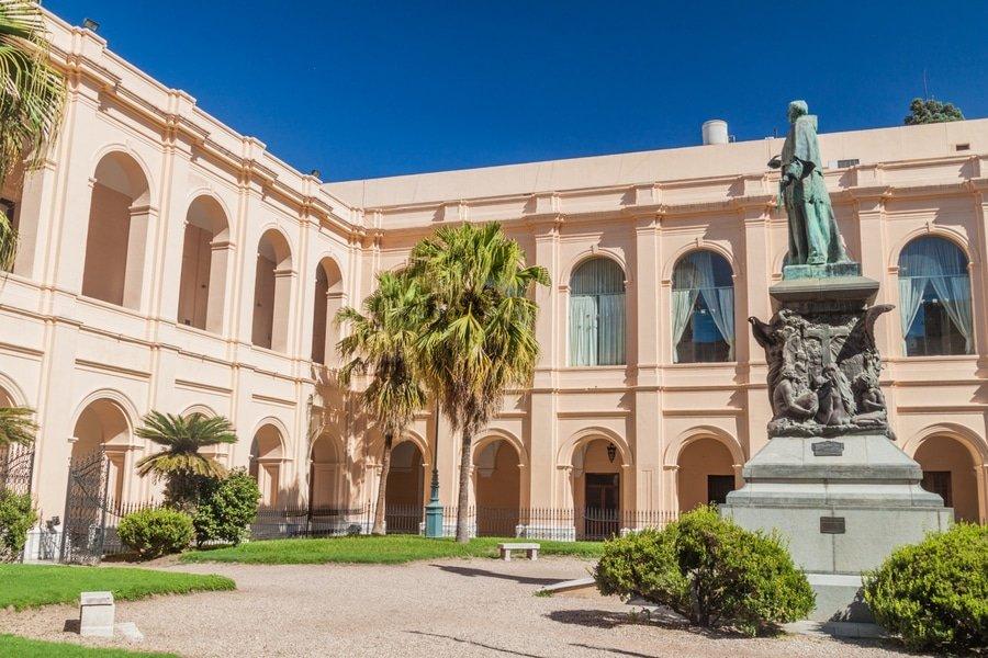 Museo Histórico - UNC Manzana Jesuítica, Cordoba, Argentina