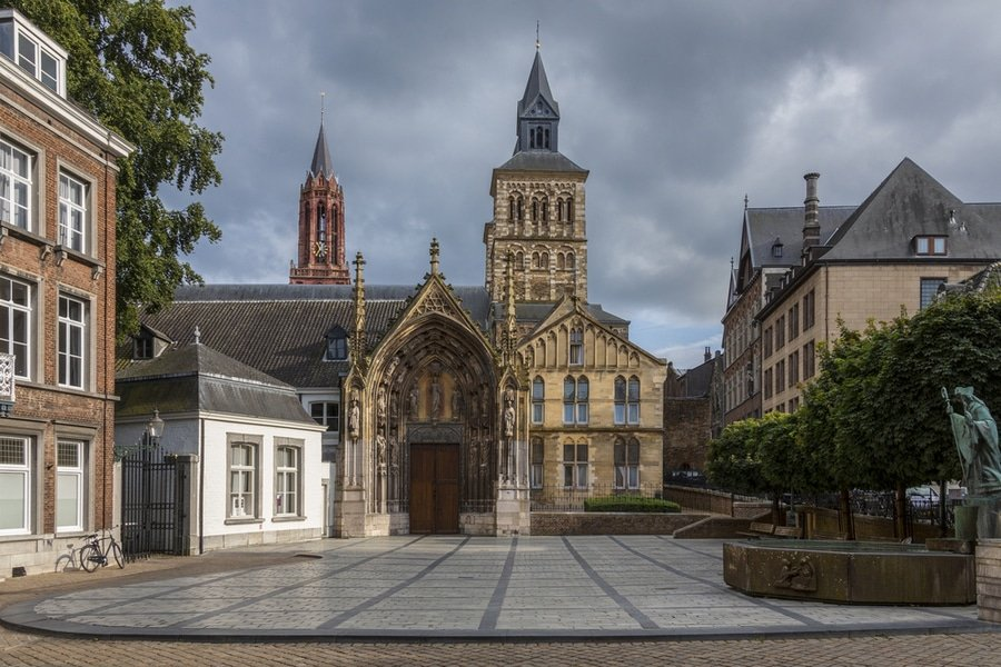 Basilica of Saint Servatius, Maastricht, the Netherlands