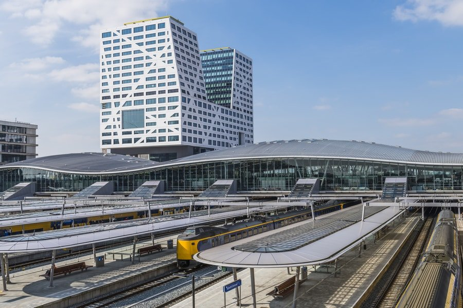 Centraal Station, Utrecht, The Netherlands
