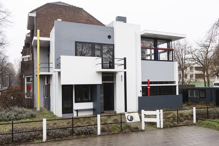 Rietveld Schroeder house, Utrecht, The Netherlands
