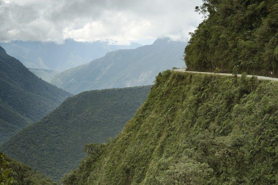 Yungas Road, Bolivia