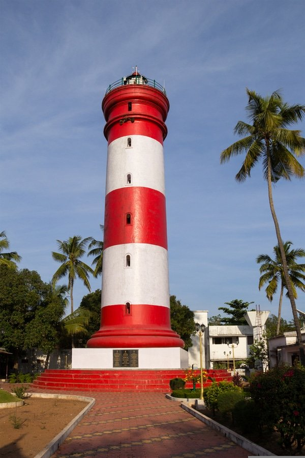 Alappuzha Lighthouse, Alleppey, Kerala, India