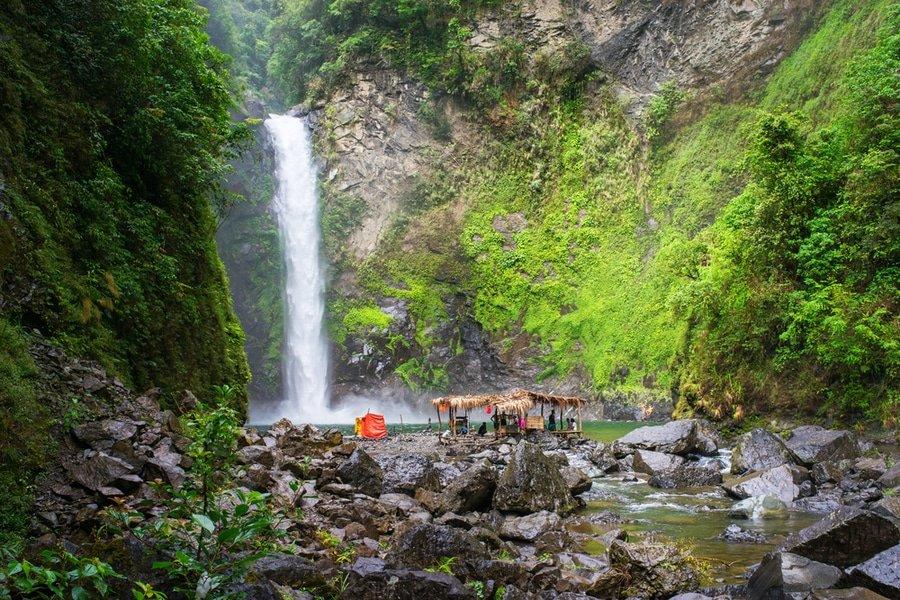 Tappiya Falls, Philippines