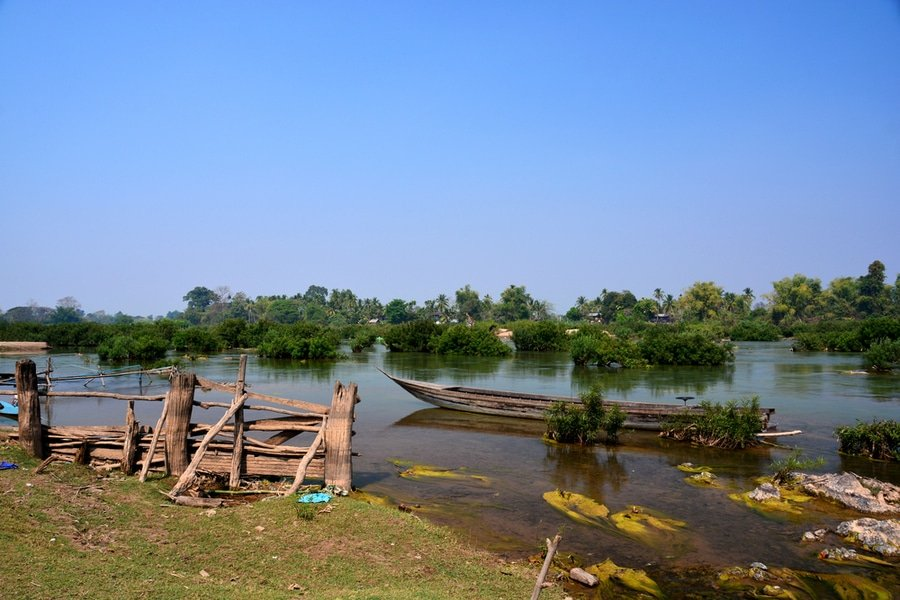 Spend 3 days of summer on Mekong River and the 4000 Islands of Laos
