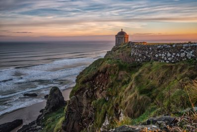 Mussenden Temple, Game of Thrones, Northern Ireland
