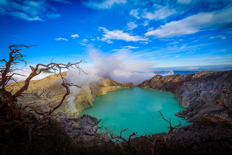 Ijen Crater, Java, Indonesia