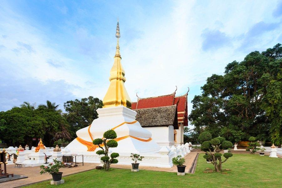 Phra That Kham Kaen, Isaan, Thailand