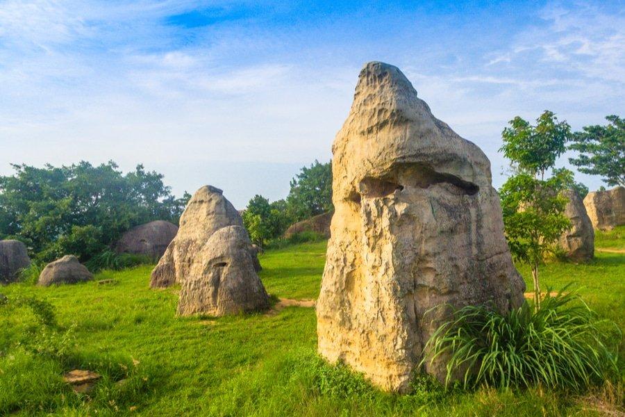 Phu Laen Kha National Park, Isaan, Thailand