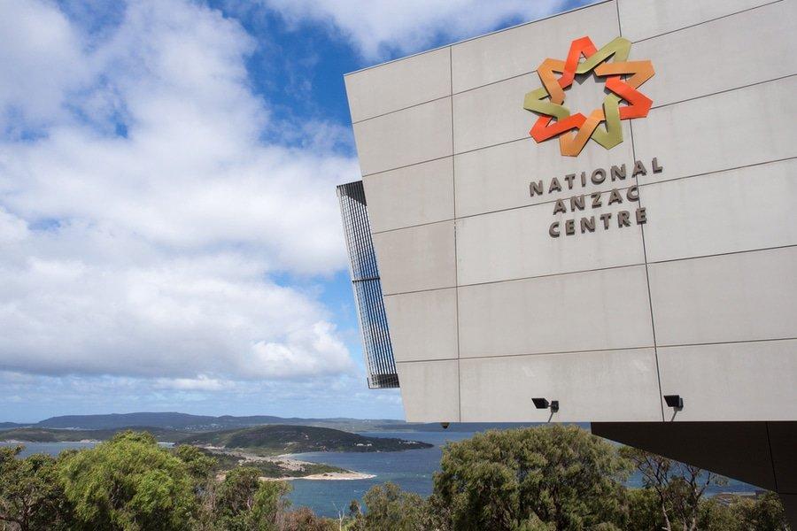 ANZAC Centre, Albany, Western Australia