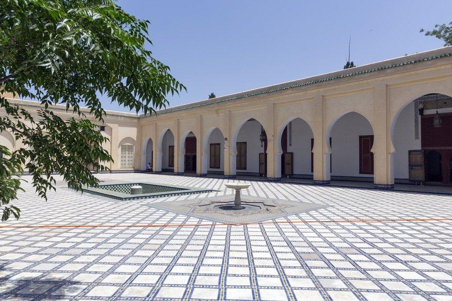 Batha Museum, Fes, Morocco