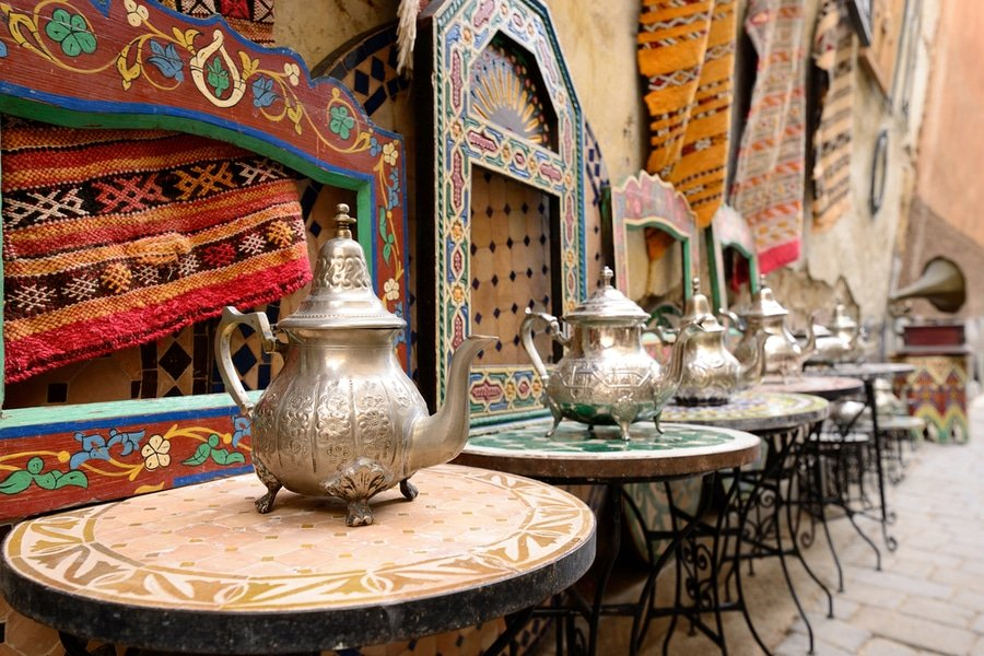 Old Medina, Casablanca, Morocco