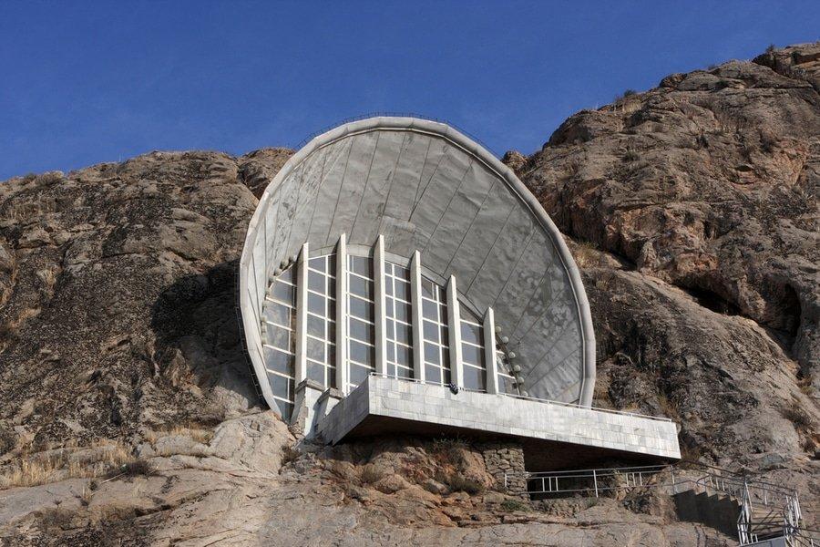 Sulayman Mountain Museum, Kyrgyzstan