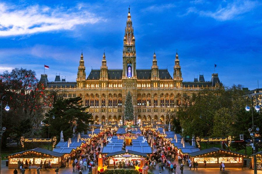 3 days in Vienna, Austria