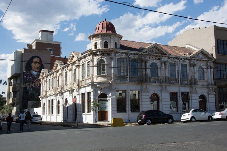 Maboneng Precint, Johannesburg, South Africa
