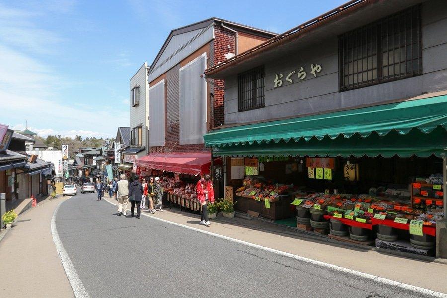 Narita-san Omotesando, Narita, Japan