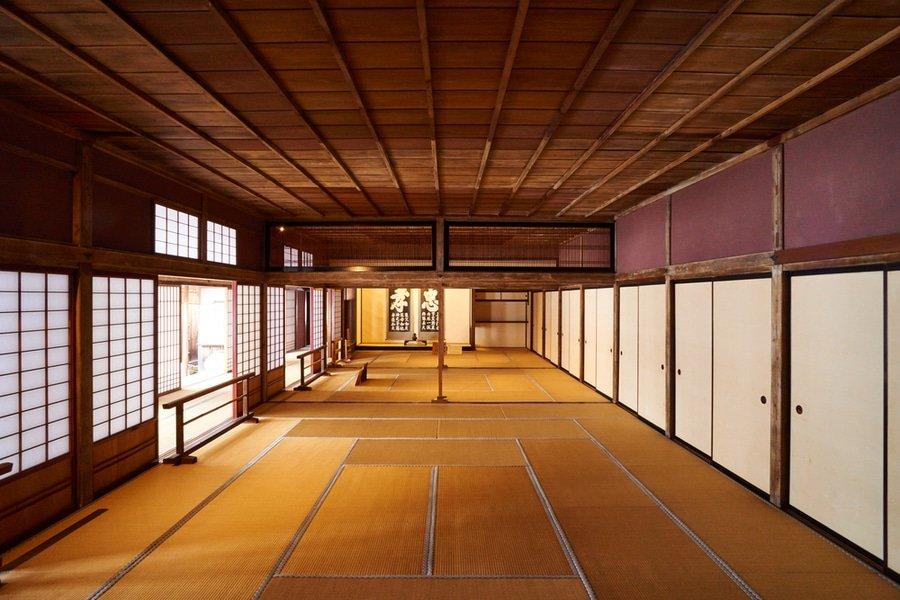 Takayama Jinya, Takayama, Central Japan