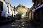 street view, Lhasa, Tibet