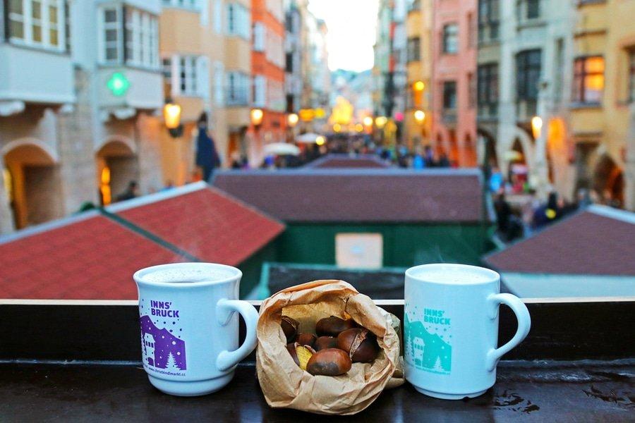 A 2-day winter escape to Innsbruck, Austria
