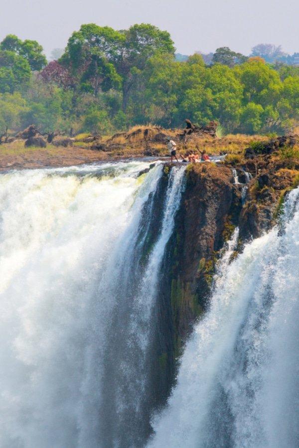 Devil's Pool, Victoria Falls