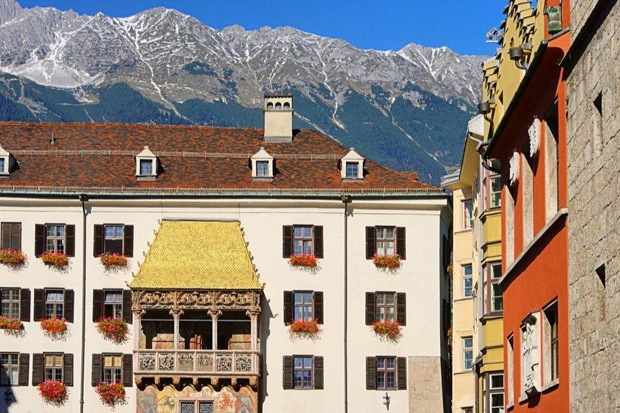 Golden roof, Innsbruck, Austria