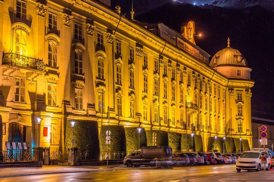 Hofburg Palace, Innsbruck, Austria