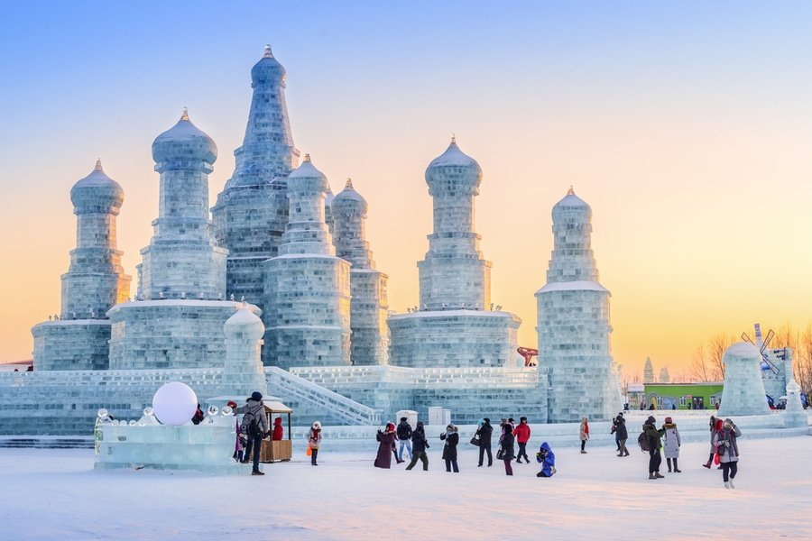 3-day winter adventure in Harbin, China