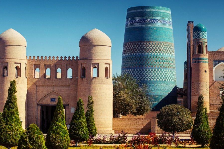 Itchan Kala, Uzbekistan