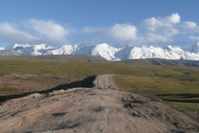 Silk Road (Osh to Kashgar), Kyrgyzstan