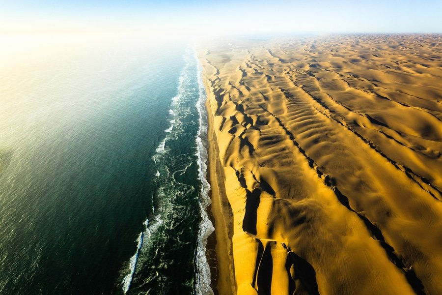 The Skeleton Coast, Namibia