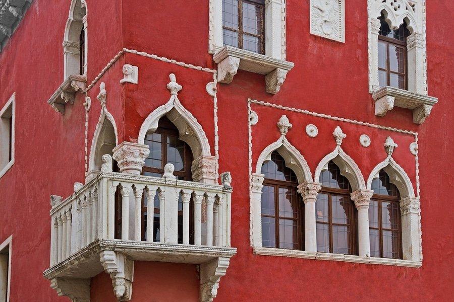 Venetian house, Piran, Slovenia