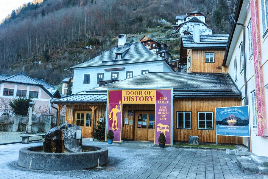 Hallstatt museum, Austria