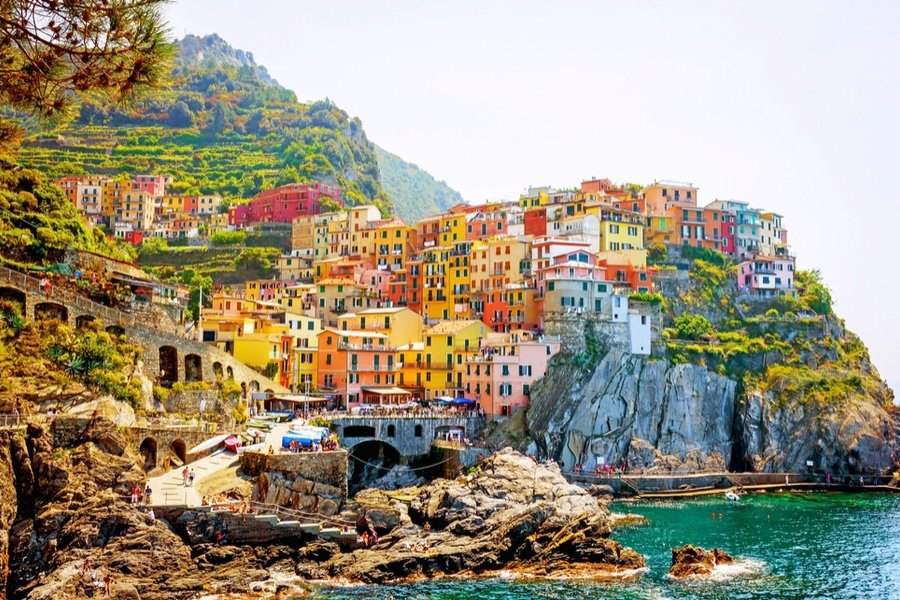 Manarola, Cinque Terre. Italy