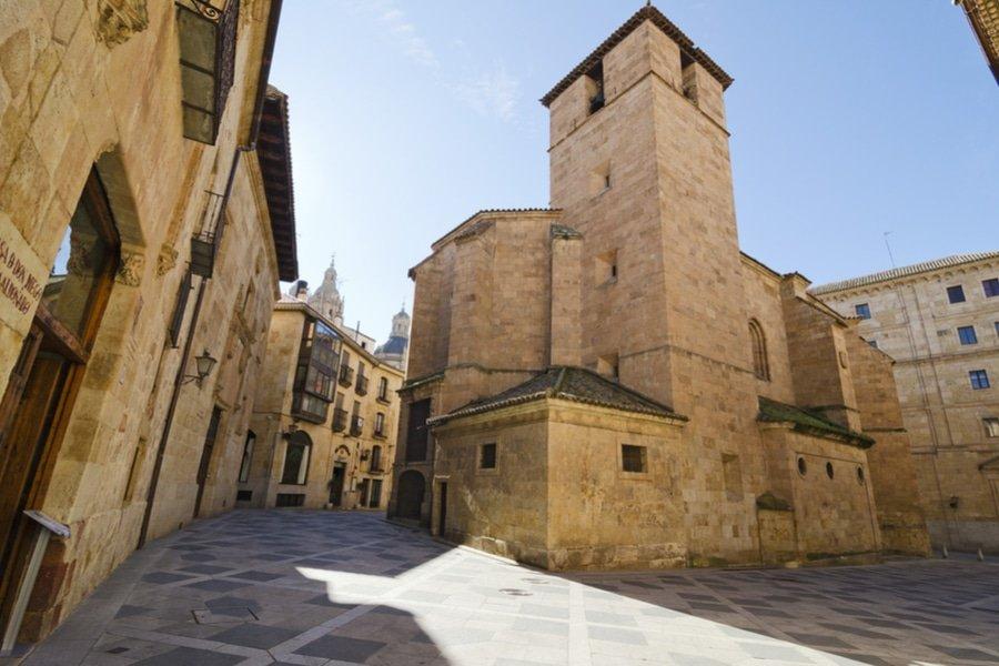 San Benito Plaza, Salamanca, Spain
