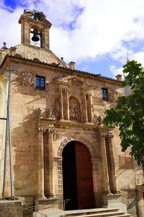San Martin, Salamanca, Spain
