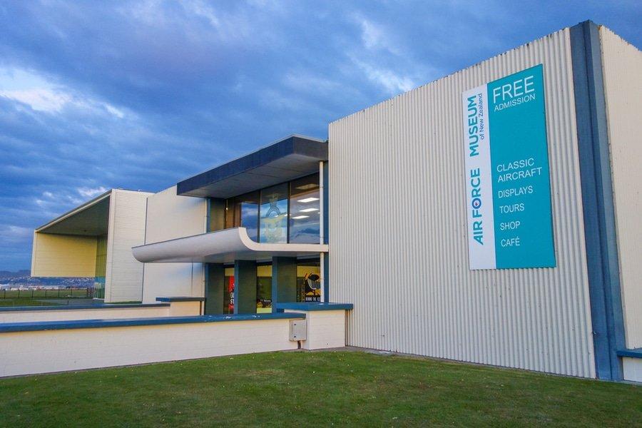 Air Force Museum, Christchurch, New Zealand