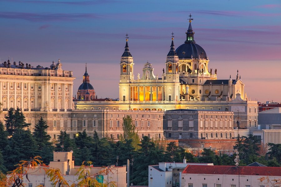 Best Time To Travel To Madrid Spain