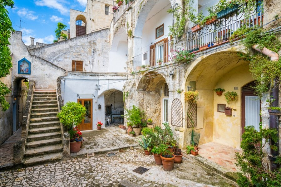 Sassi, Matera, Italy