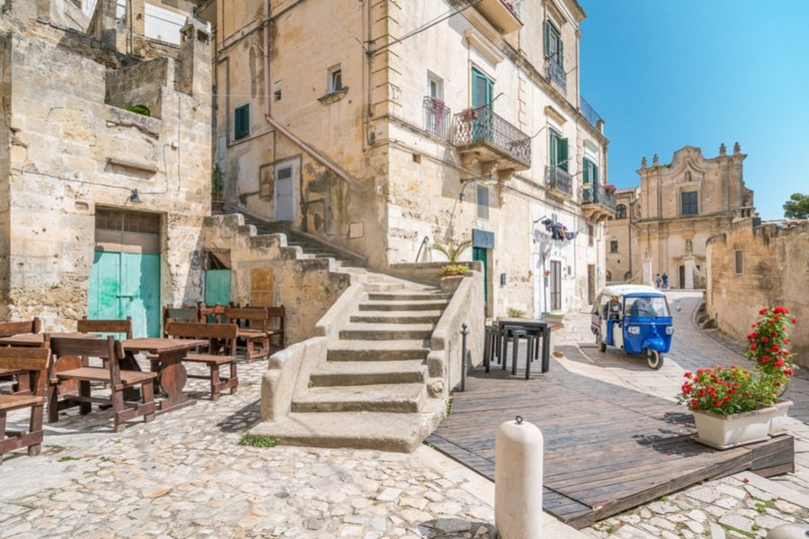 2 days in Matera – one of the most picturesque towns of Italy