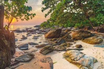 White Sand Beach, Koh Chang, Thailand