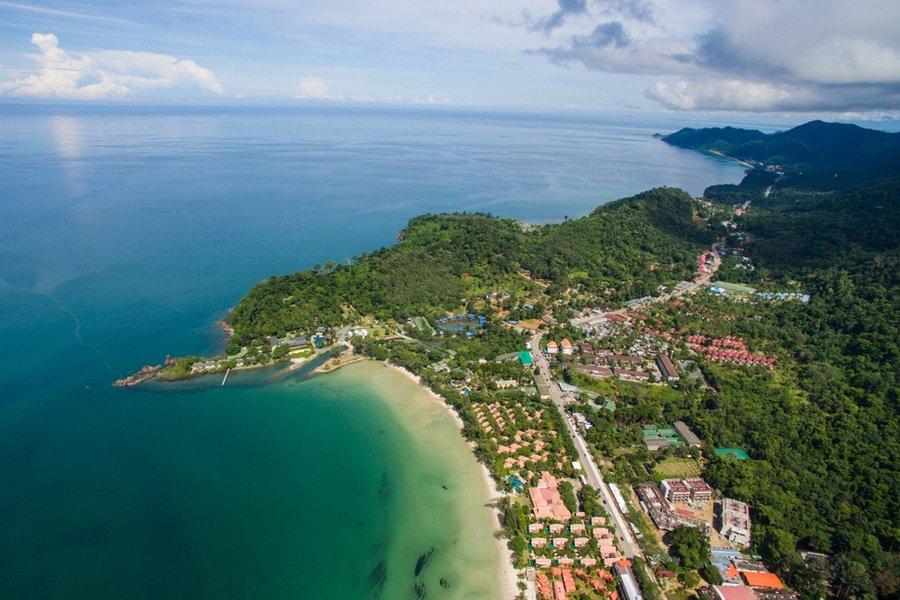 Koh Chang White Sand Beach Hotels