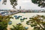 View of Nha Trang, Vietnam