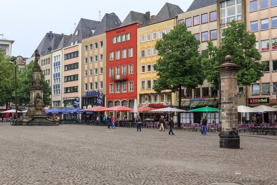 Alter Markt, Cologne, Germany