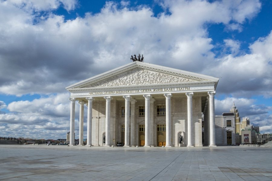 Opera House, Astana, Kazakhstan