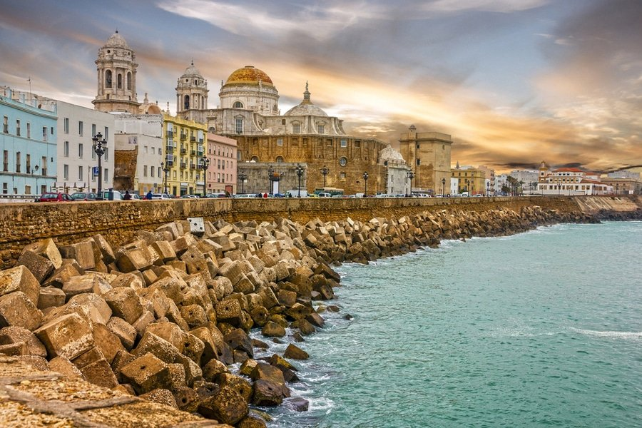 A weekend escape to Cadiz, Spain