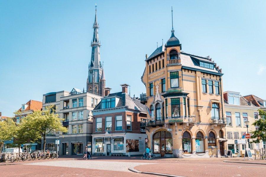 Historische Binnenstad, Leeuwarden, the Netherlands