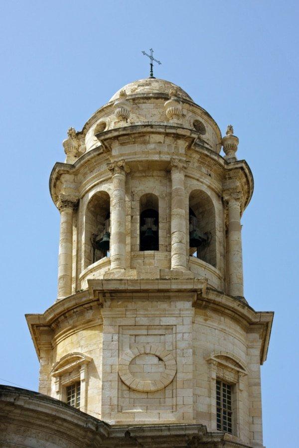 Torre de Poniente, Cadiz, Spain